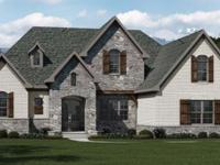 New construction by Arthur Rutenberg Homes in the