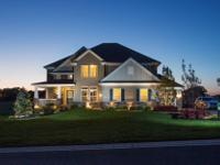 The Charlotte model home by Potterhill Homes in