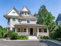 Stunning C. 1890 Victorian on oversized lot in