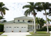 Exquisite 2 story custom built gulf access home in