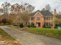 Stately all-brick colonial built by award winning