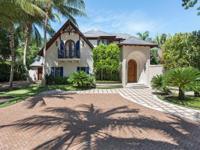 Beautiful private estate. This custom home was designed