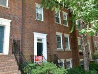 Handsome Four Story Brick Townhouse in the Sought-after