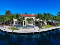 Stunning Custom Built Deep Water Estate With Motivated