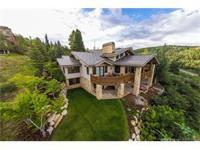 One of a kind Deer Valley ski residence located