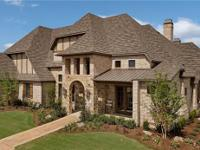 Two story luxury custom home designed perfectly to fit