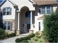 Gorgeous 2-story colonial built 2007 sits back off the