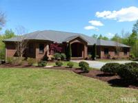 Dream home w/ 6800 sq. Ft. On 14.46 acres close to city