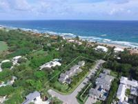 This Stunning Gulf Stream Estate Is Nestled In A