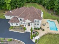 Beautiful luxury estate on the 5 acres of private lot.