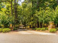 Located within the prestigious gated community of