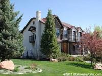 Magnificent custom home in a beautiful setting. Located