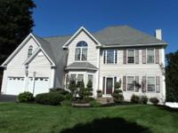 Custom built luxury home in premier Salem location.