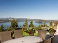 One of the nicest view sites in CDA! Expansive views