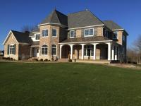 FABULOUS NEW LUXURY HOME NESTLED ON 1.76 ACRE LOT