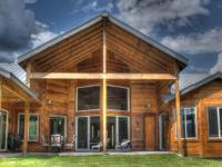 QUALITY CUSTOM CEDAR HOME ON 218 FF OF PEND OREILLE