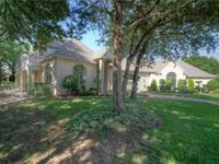 Gorgeous park view,lake front home on a cul de sac with
