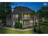 Spectacular luxury golf course home on Hole #8. Relax