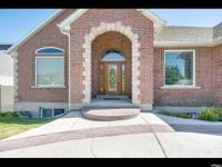 Gorgeous custom all brick builders personal home is