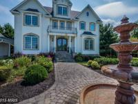 Just appraised! Stunning waterfront French Provincial