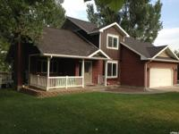 HORSE PROPERTY IN NORTH LOGAN. Be self sufficient with