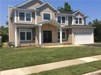 New Construction Home To Be Built. Center Hall Colonial