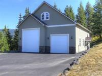 Immaculate 1 owner custom home on 10 private acres w/