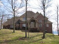 Custom built brick home in a prestigious subdivision