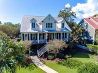 Spectacular Charleston home in sought after Saltgrass
