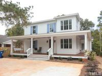 Immaculate new construction home in great location.