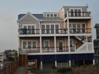 Living by the sea in this Holden Beach Ocean Front home