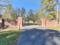 Spectacular 2 story home on 3 picturesque acres.