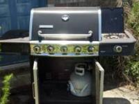 I have a Brinkmann 5 Burner Gas Grill with an extra