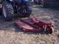 5' BUSH HOG CUTTER $450 For more info Call Jerry  or