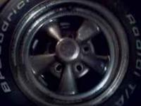 "(2) 14x6 ; (3) 14x8.....tires are no good. 6"" wheels"