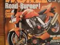 CYCLE WORLD,November 2002,First look! '03 Yamaha YZF-R6