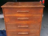 5 Drawer Dresser A Genuine Cushman Colonial Creation
