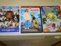 HI I have 5 DVD movies for sale that are in great