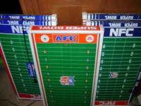 I am selling 5 electric football fields. One of the