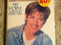 In this #1 New York Times bestseller, Ellen DeGeneres