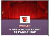 I have 5 fandango coupon codes that expire on the 23rd