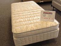 """5"""" Foam Plush Twin Bed mattress by Factory Direct Bed"""