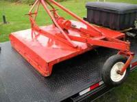 I have for sale 5 foot 3 point hitch model 901 Ford