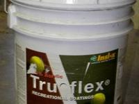 NEW, UNOPENED 5 Gallon Bucket - Insl-x Tru-flex Finish