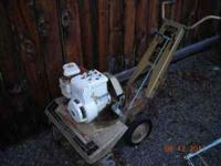 5 HP Dayton Rototiller in very good working condition.