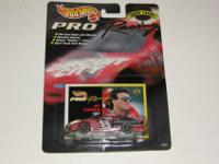 1st Edition short track est. 1997 hot wheels pro racing