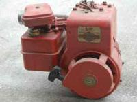 """This is a horizional shaft (3/4"""") Briggs and Stratton"""