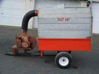 5 HP Trac Vac with Trailer $750 OBO Call  Location: