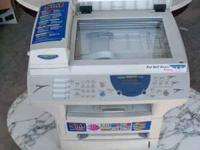This is a Brother 9700 multi fuction printer. It can