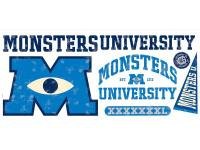 You'll feel like a bonafide Monsters University student